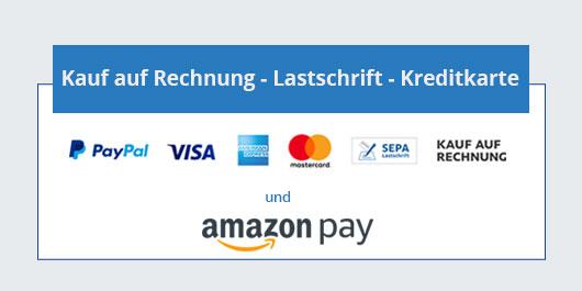 Zahlarten bei schraubenshop24.com